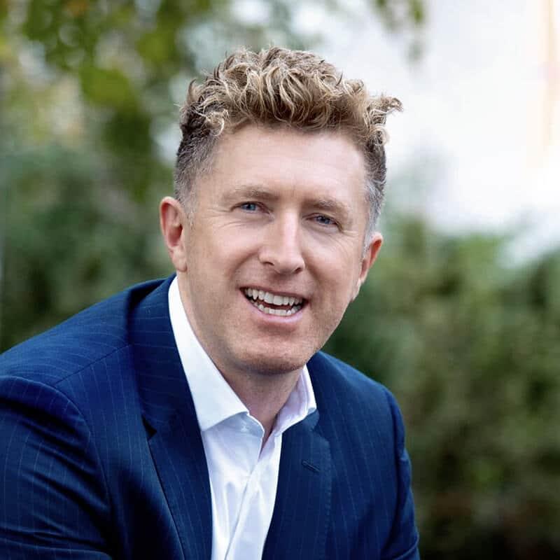 Portrait des Sales Coach André May.