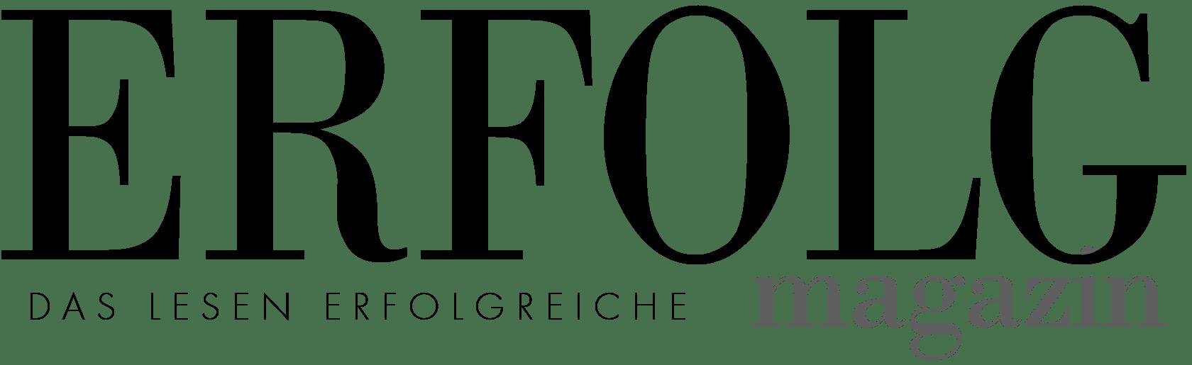 Erfolg Magazin für Erfolgreiche Logo