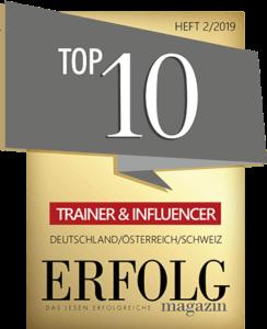 Erfolg Magazin für Trainer und Influencer Logo