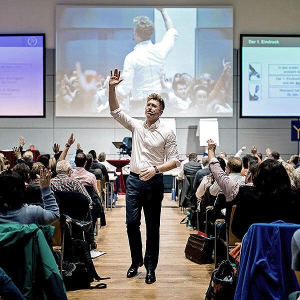 Das Sales Coaching für mehr Vertriebserfolg: André May.